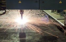 Metal la taglierina Fotografia Stock