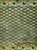 Metal la textura del grunge Foto de archivo libre de regalías