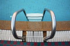 Metal ladder Royalty Free Stock Image