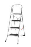 Metal ladder Royalty Free Stock Photography