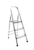 Metal ladder Royalty Free Stock Images