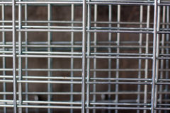 Metal lattice Royalty Free Stock Photography