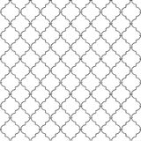 Metal lattice. Seamless illustration of Metal lattice Stock Photo