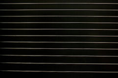 Metal lattice on a black Royalty Free Stock Photo