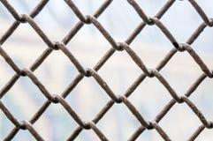 Metal lattice Royalty Free Stock Photos