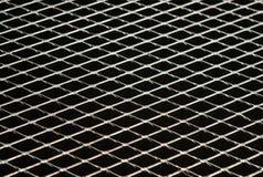 Metal le réseau Photos libres de droits