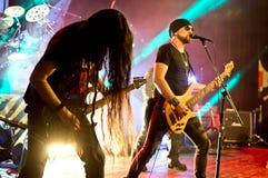 Metal legend Citron Royalty Free Stock Images