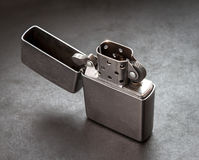 Metal lighter. Stock Photos