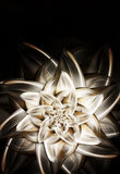 Metal lily Stock Images