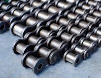 Metal Linkketten Stockbilder