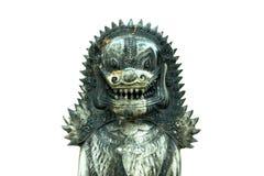 Metal lion Stock Photo