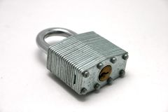 Metal lock Royalty Free Stock Images