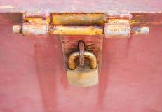 Metal lock stock images