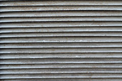 Metal louver filter background Stock Photography