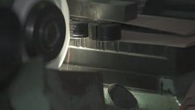 Metal a máquina de processamento filme