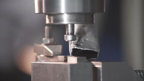 Metal a máquina de processamento video estoque