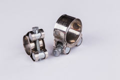 Metal, machinery accessories for the home Stock Image