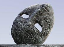 Metal Mask Royalty Free Stock Image