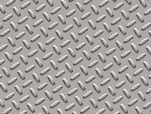 Metal material - silver Stock Images