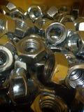Metal mechanic parts Stock Photos