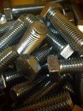 Metal mechanic parts Stock Photography