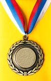 Metal medal Stock Photography