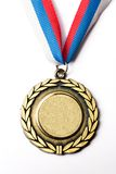 Metal medal Stock Images