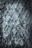 Metal medieval vintage door background Stock Image