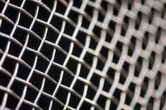 Metal mesh Stock Photography