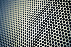 Metal mesh background Stock Image