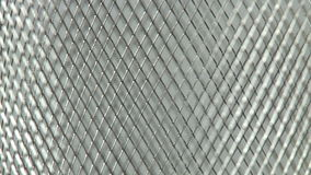 Metal Mesh Background Royalty Free Stock Photography