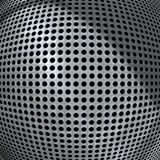 Metal mesh background or texture Stock Images