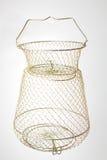 Metal mesh fish Stock Photos