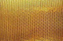 Metal mesh grate Stock Photo