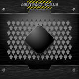 Metal mesh grid texture vector Royalty Free Stock Image