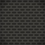 Metal mesh holes background Royalty Free Stock Photography