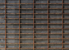 Metal Mesh Pattern Texture Fotos de archivo