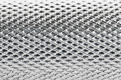 Metal mesh plating Royalty Free Stock Image