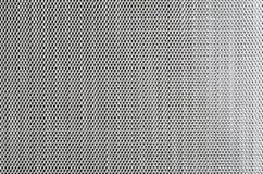 Metal mesh plating Stock Image