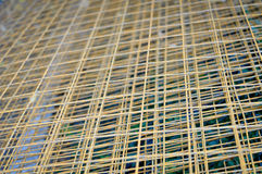 Metal mesh Stock Images