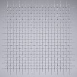 Metal mesh Royalty Free Stock Photography
