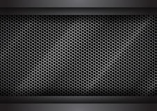 Metal mesh Royalty Free Stock Images