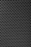 Metal mesh of speaker grill texture Royalty Free Stock Photography