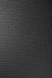 Metal mesh of speaker grill texture Stock Images