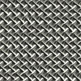 Metal mesh surface Royalty Free Stock Image