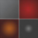Metal mesh texture backgrounds Stock Photography