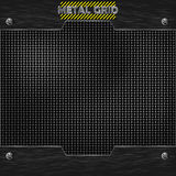 Metal mesh texture vector Stock Photos