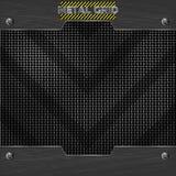 Metal mesh texture vector Stock Images