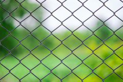 Metal mesh wire Stock Photography