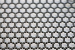 Metal net Royalty Free Stock Image